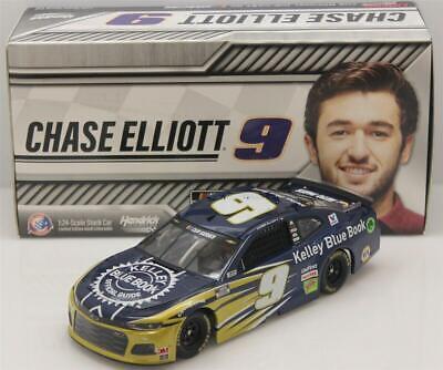 NASCAR 2020 CHASE ELLIOTT #9 KELLEY BLUE BOOK 1/24 CAR