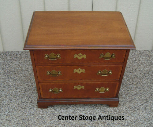 59439 BAKER Furniture Nightstand End Table Stand Dresser Chest