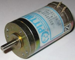 Pittman 8322 24vdc hobby project electic precision motor for Precision electric motor sales