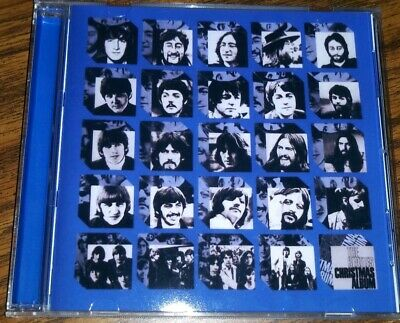 The Beatles Christmas Album on CD!