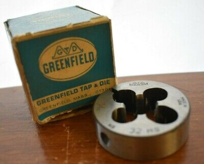 "GREENFIELD TAP 1/""-32  NEW  MADE IN USA"