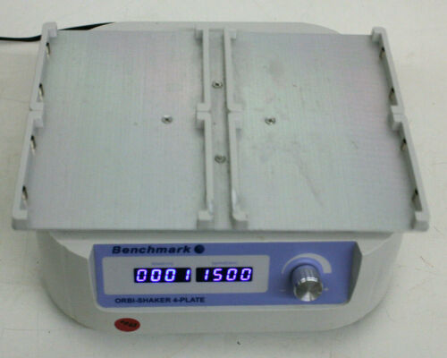 Benchmark Microplate Shaker OrbiShaker MP, BT1500, 4 Plates