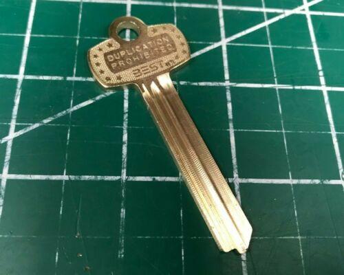 Best TE Long Key Blank 1A1TEKS473KS800B - High Security 5C Cores 71B 81B Padlock