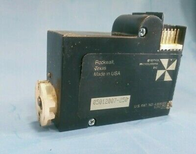 Gmi Ink Key Servo Motor 055g400071 Tested Comes With 90 Day Warranty