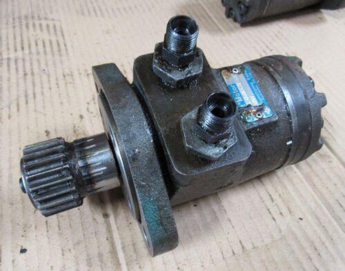 SUMITOMO EATON HYDRAUIIC CO. LTD ORBIT MOTOR MODEL # H-070CC2F-J, MFG # 491-