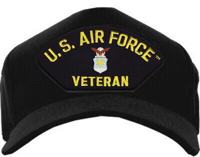 U.S. Air Force Veteran / USAF Insignia Baseball Cap