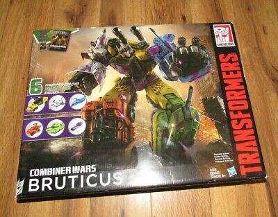 Transformers Combiner Wars Bruticus G2 Hasbro Generations NEW in box