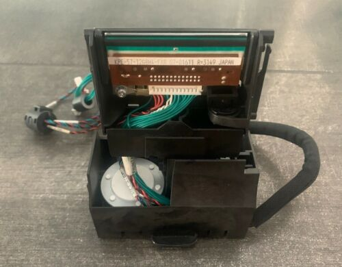 HID Color Card Printer Part DTC4000. 4500 Main Motor Assy Assembly Unit