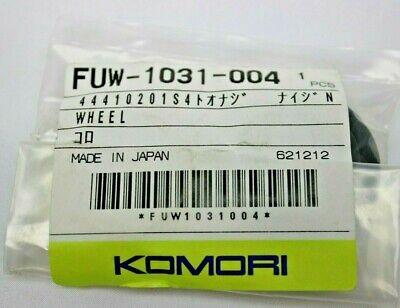 Genuine Oem Komori Wheel Fuw-1031-004 Printing Press Part
