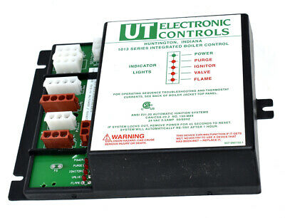 Lochinvar Module 100208503 Ut Electronic Controls 1013 Series Boiler Control