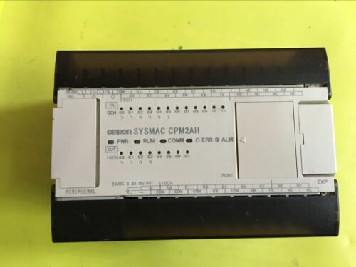 1pc Used Omron  Cpm2ah-20cdr-a