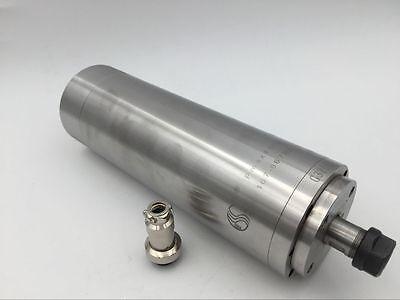 400w Natural Cooled Er11 Spindle Motor 40000rpm Ac 110v Cnc Engraving Router