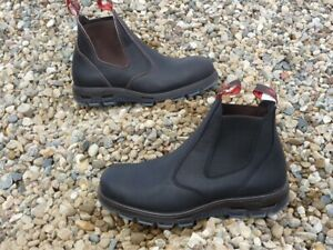 Redback boots (sister to blundstones)