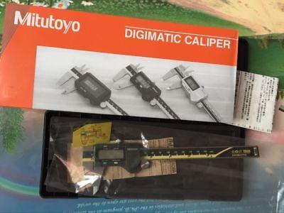 Mitutoyo Digital Caliper 500-196-3020 Absolute Aos 6150mm Vernier Good
