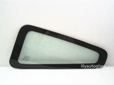 Fit 2005-2009 Ford Mustang 2 Dr Coupe Driver Left Side Rear Quarter Glass Window