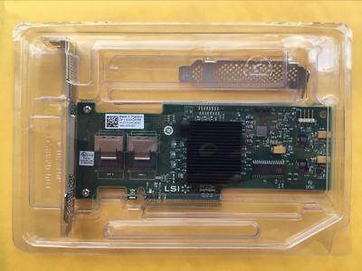 LSI 9210-8i 6Gbps SAS SATA 8 Ports HBA PCI-E RAID Controller Card US seller