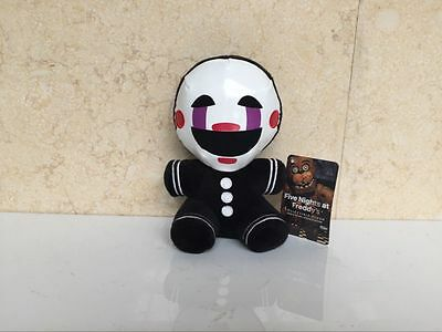 Five Nights At Freddys The Puppet Horror Game Fnaf Plush Toys Stuffed Dolls