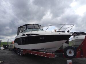 Bateau/yacht bayliner 33,5 pieds - 2011 très propre