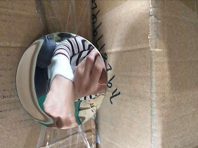 "4-12""Acrylic Parabolic Mirror Concave Minor Focus UV Protection Sturdy Durable"