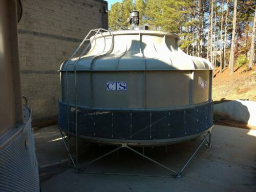 Cooling Tower Model T-2600  600 Nominal Tons based on design of 95/85/75@1777GPM
