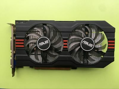 Original ASUS GTX750 GTX 750 1GB GDDR5 128Bit GTX750-DF-1GD5 Video Card