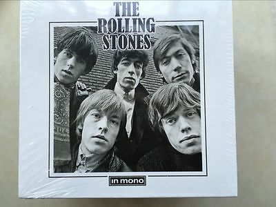 "NEW! The Rolling Stones ""In Mono"" (Remastered 2016) 15 CD Box Set Collection"