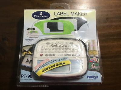 Brother P-touch Personal Labeler Pt-90