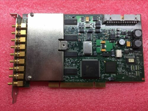 1pc Used  National Instruments Ni Pci-4472 Card
