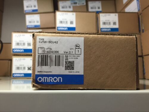 1pc New Omron Cj1w-scu42