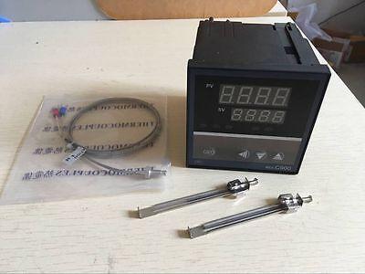 Pid Digital Temperature Controller Rex-c900 100-240vac 0-400 Ssr Output