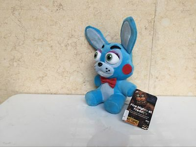 Five Nights At Freddys Toy Bonnie Fnaf Blue Plush Stuffed Doll Gift Usa Seller