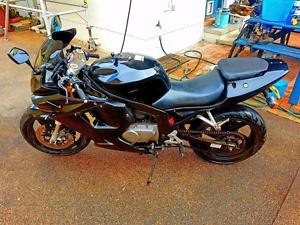 GT250R Roadbike Newcastle Newcastle Area Preview