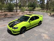 2006 Ford Falcon FPV GT, Series BF  Tingalpa Brisbane South East Preview