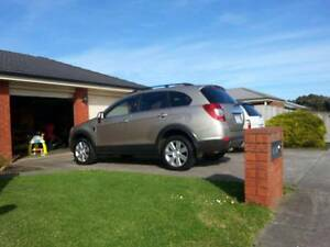 2007 Holden Captiva Wagon Warrnambool Warrnambool City Preview