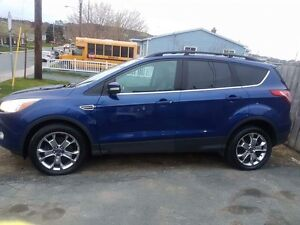 2013 Ford Escape SEL LEATHER LOADED CERTIFIED!!!