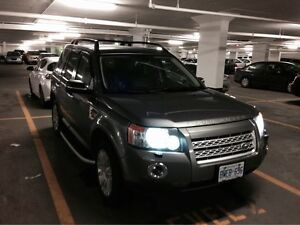 2008 LR2 LAND ROVER with low mileage
