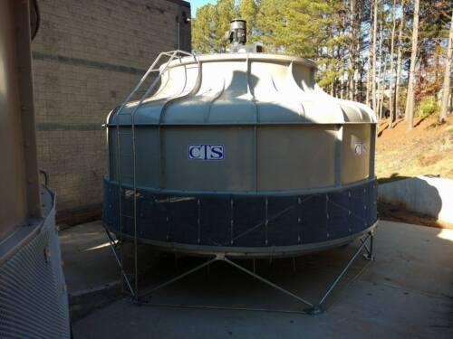 Cooling Tower Model T-2400  400 Nominal Tons based on design of 95/85/75 @ 1,190