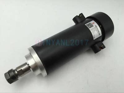 Spindle Motor Air-cooled D52mm Dc12-52v Mount Bracket Cnc Router 450w Er11