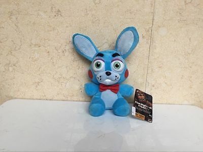 Five Nights At Freddys Toy Bonnie Horror Game Fnaf Blue Plush Stuffed Doll