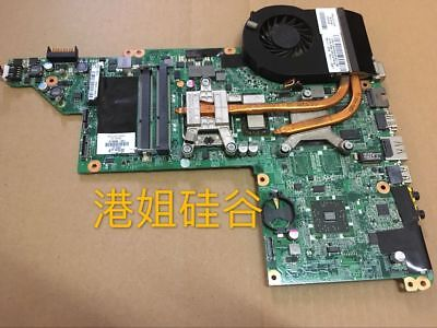 Usado, HP DV7 DV7-4000 615686-001 AMD S1 Motherboard segunda mano  Embacar hacia Argentina