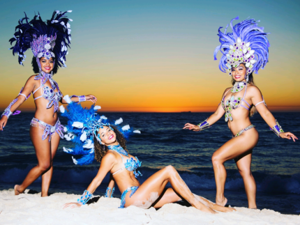 Brazilian Samba Dancers Perth Best entertainment to your event!