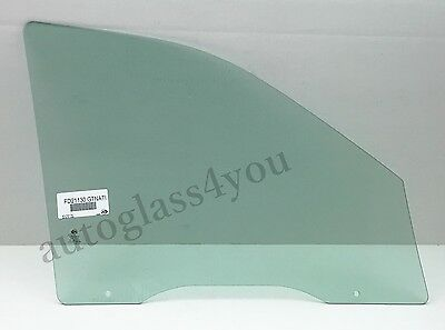 Fit 01-06 Hyundai Santa Fe 4-Dr Front Door Window Glass Passenger Right Side New