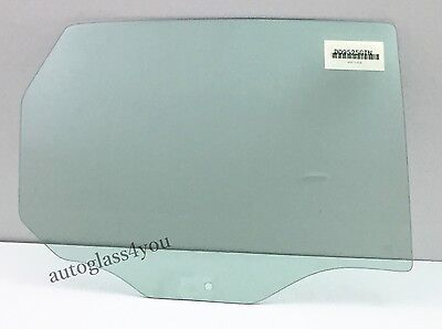 For 00-07 Ford Focus 4-DR Station Wagon Rear Window Glass Driver/Left Side