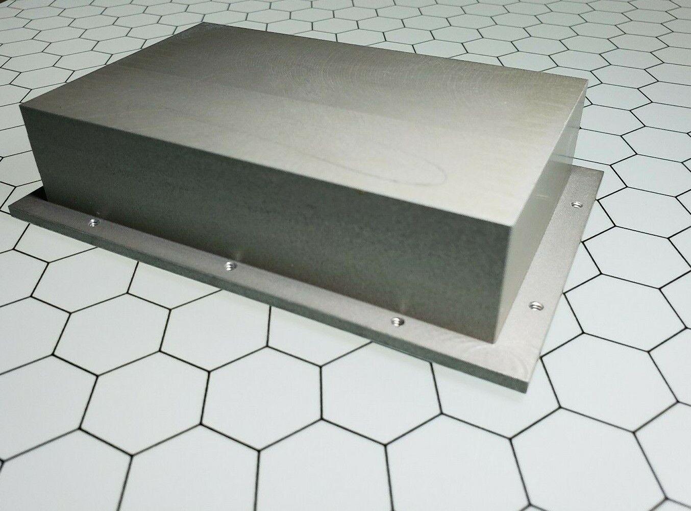 1 Large Neodymium N52 Block Magnet Super Strong Rare Earth N
