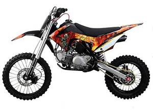 NEW   160cc DIRT BIKE... Capalaba Brisbane South East Preview