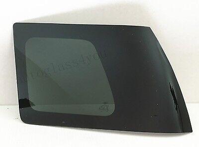 For 07-14 Toyota FJ Cruiser Rear Quarter Window Glass Driver/Left Side Dark Tint