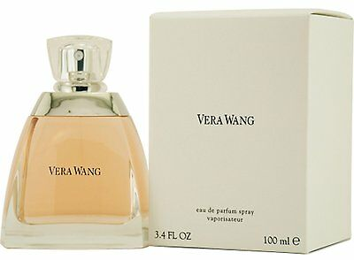 VERA WANG Perfume 3.4 / 3.3 oz (100ml) Women EDP Spray NEW IN BOX