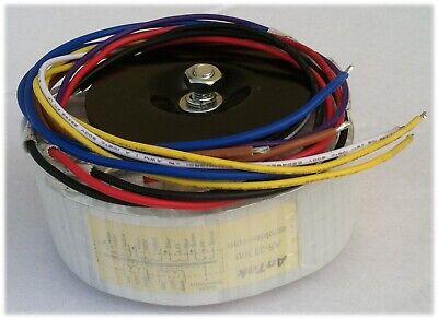As-4t320 - 400va 320vx2 6.3v 640vct Tube Amplifier Power Transformer