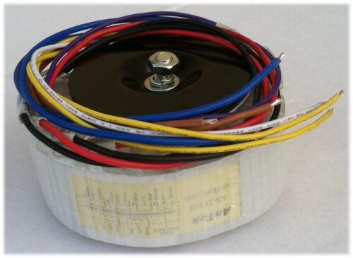 AS-4T360 - 400VA 360Vx2 + 6.3V / 720Vct Tube Amplifier Power Transformer