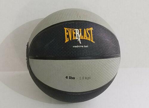Everlast Black textured 4 lb Medicine Ball